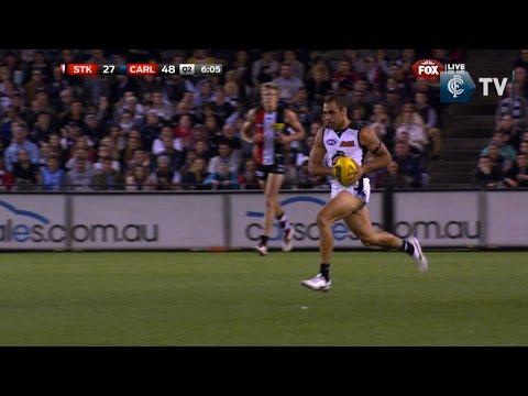 2014 Highlights - Yarran on the burst