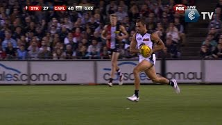 2014 Highlights - Yarran on the burst