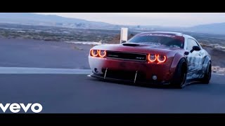 Serhat Durmus - Hislerim (ft. Zerrin) {Dodge Challenger SRT} [Bass Car Music]