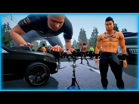 GAI Stops Auto: Right Version Simulator FULL GAMEPLAY |