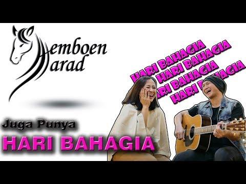 DJDJ Pro juga punya HARI BAHAGIA Bersamamu seperti Anji ft. Astrid - HARI BAHAGIA (Video Lirik)