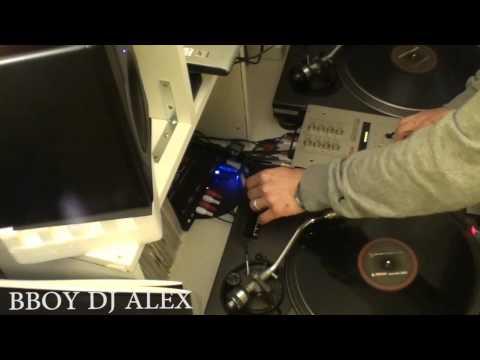 BBOY MUSIC - SDJ Bboy Breaks Session 2