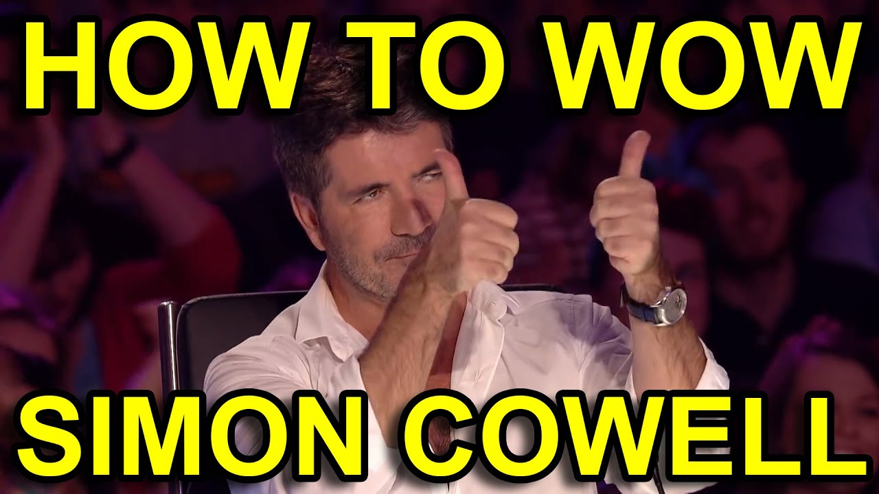 maxresdefault how to wow simon cowell 7 amazing talent videos you must see