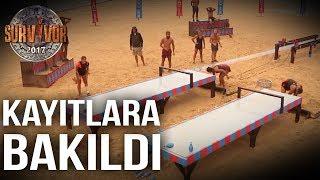 Kazananı Kamera Kayıtları Belirledi! Elif Mi Sabriye Mi? | 101.Bölüm | Survivor 2017