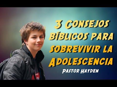 3 CONSEJOS BÍBLICOS PARA SOBREVIVIR LA ADOLESCENCIA - Devocionales Cortos