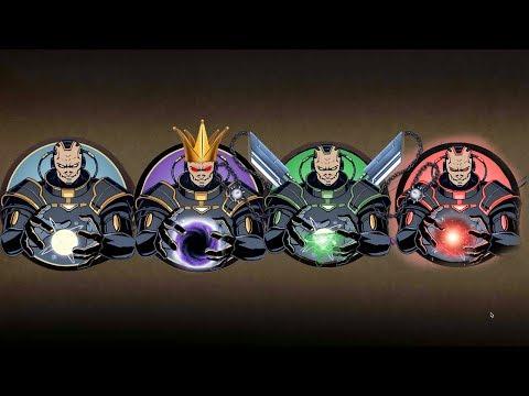 Shadow Fight 2 - Тень против Всех Титанов - Мультики для детей!
