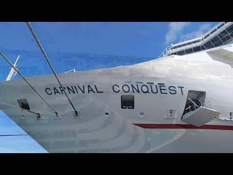Nassau, Bahamas Cruise Port, First Time