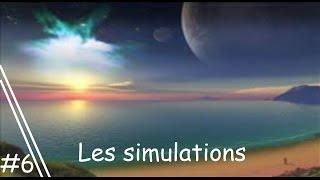 Simulation sur Stellarium n°6 : Variétés de paysages sur Stellarium