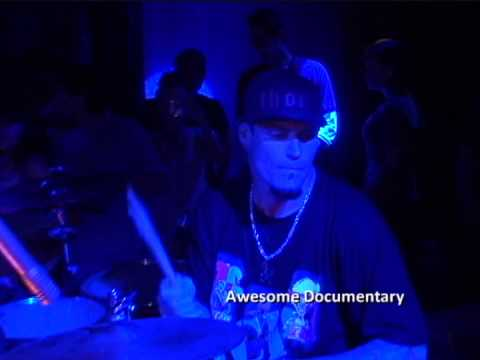 Vanilla Ice Real Talk and Drum Freestyle with Travis Pastrana