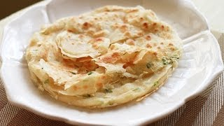 How to make Green Onion Pancakes / 葱油饼