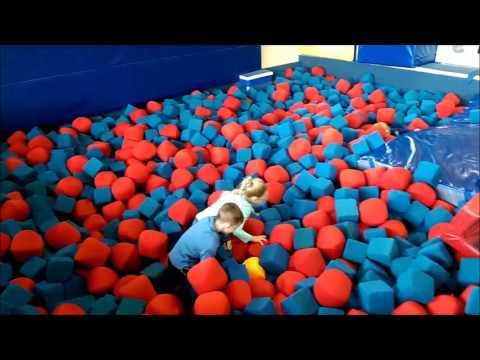 The Energyplex is Kelowna's largest and #1 indoor FAMILY FUN PLACE!