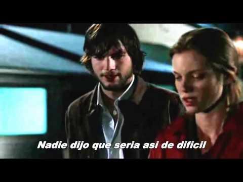 The scientist-Coldplay (Subtitulada)