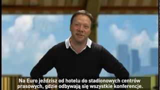 Brytyjski dziennikarz broni Polaków!