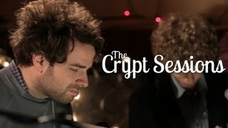 Dawes - Moon In The Water // The Crypt Sessions