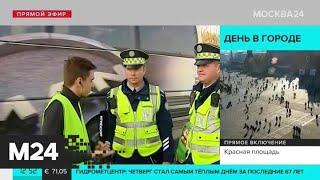 ГИБДД одобрила увеличение лимита скорости на платных трассах - Москва 24