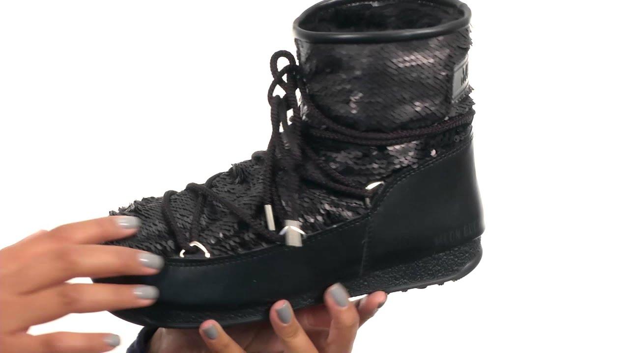 Tecnica Moon Boot® W.E. Low Paillettes SKU:8574054