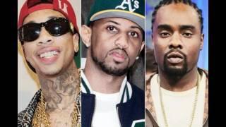 Tyga - Rack City (feat. Wale, Fabolous, Meek Mill, Young Jeezy & T.I.) (Remix)