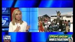 Hannity - Spring Break Exposed Pt 1 - Panama City 2014