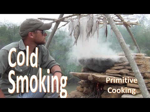 How to Cold Smoke Fish Primitive Preservation