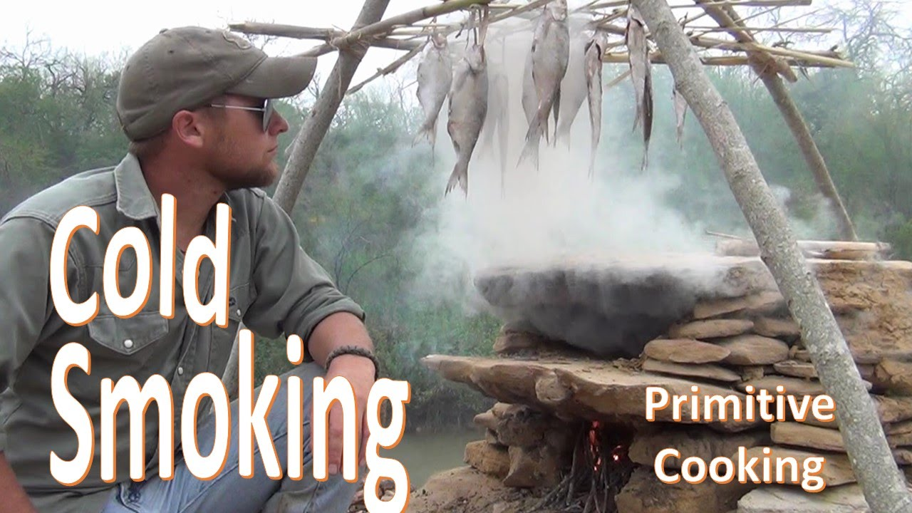 How to cold smoke fish primitive preservation youtube for Cold smoking fish