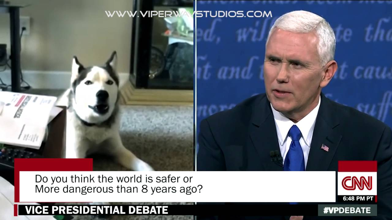 maxresdefault pence kaine debate meme youtube