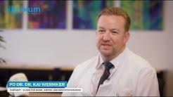 Vorstellung PD Dr. Dr. Kai Wermker | Chefarzt Klinik für Mund-, Kiefer- und Gesichtschirurgie