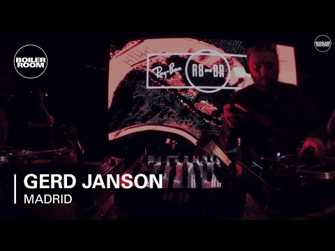 Gerd Janson Ray-Ban x Boiler Room 021 Madrid | DJ Set