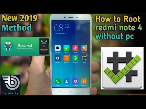 Tutorial pasang TWRP dan ROOT Redmi Note 4 Bahan tutorial Redmi note 4 TWRP : https://adsafelink.com.