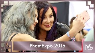 PHAMExpo 2016 and Makeup Geek INC 500 Party!!!