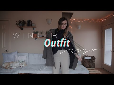 My Everyday Winter Outfits!