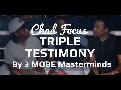 Chad Focus Arrington | MOBE Mastermind Testimonial on Passive Income