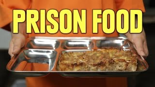 Is This Prison Food Cruel And Unusual?