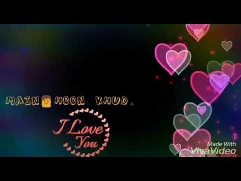 Tere Mere Pyar Nu Nazar Na Lage | Love Song | Lyrics Video
