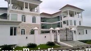 Linda Ikeji blog TV - House Fashion and Cars Banana Island Lagos Nigeria Africa