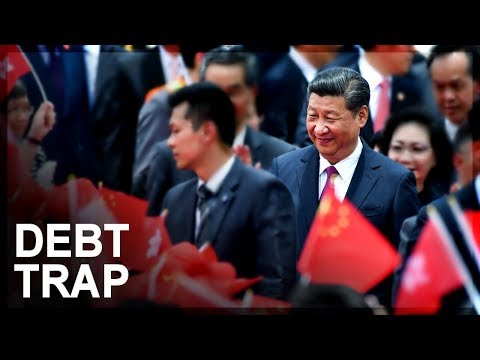 China's checkbook diplomacy
