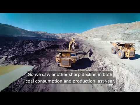 BP Stats Review: Coal