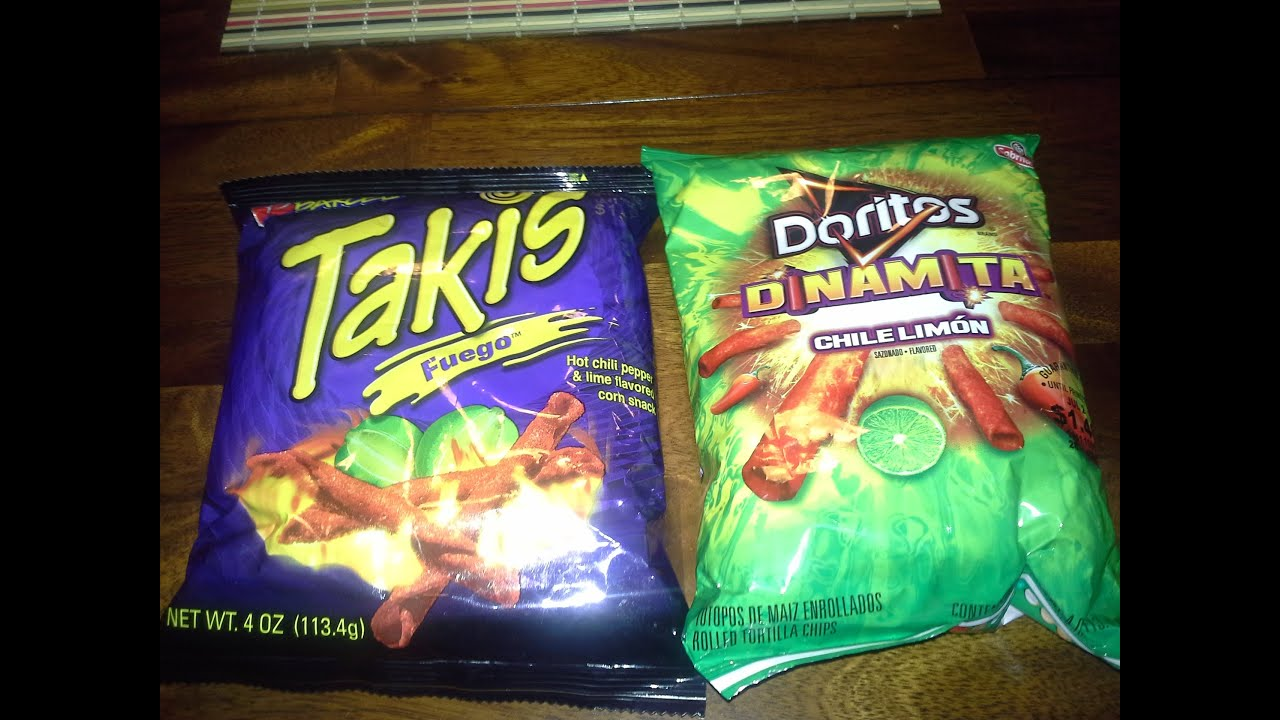 Sas Championchips Takis Fuego Vs Doritos Dinamitas Language Warning You