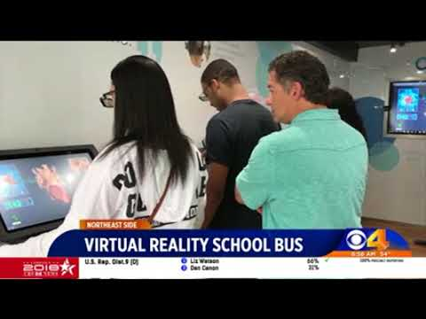 VR/AR Learning in Indianapolis, IN - WTTV (CBS) May 2018
