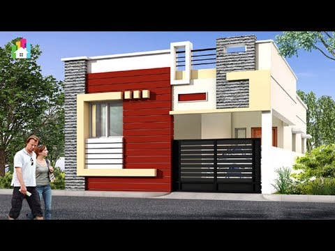 Top Small Home Front Elevation Designs Independent House Elevation