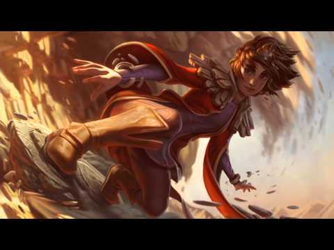 Taliyah Voice - Latin American Spanish - League of Legends