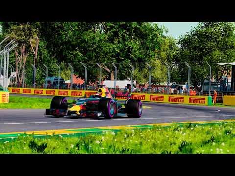 F1 2017 - Time Trials