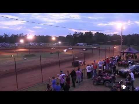 West Siloam Speedway MARS Late Models 7 6 13 Heat#3