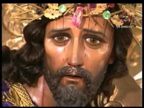 2016 Semana Santa Guatemala Sabado de Ramos Jesus Nazareno del Consuelo Templo de la Recoleccion