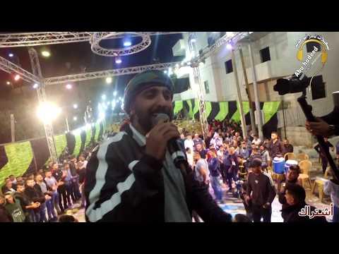 ملك الدحية أمير الهريني يشعل حريقة في مهرجان العريس محمود جبارة بيت لحم- تسجيلات نادر أبو حديد HD