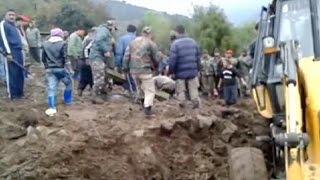 مقتل 16 شخصا في انهيار أرضي في الهند    23-4-2016