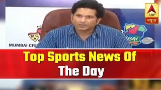 Watch Top Sports News Of The Day In 100 Seconds   ABP News