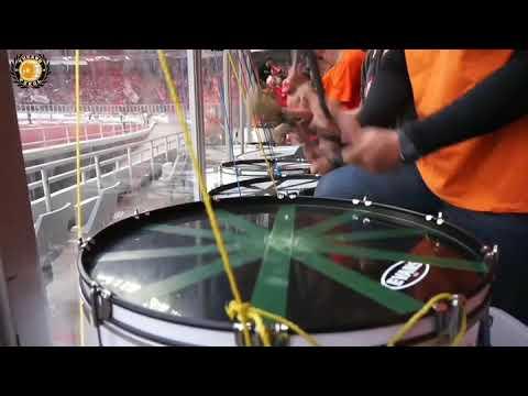 Bass Drum The Jak Mania, Persija Vs Ceres Negros BERISIKIN GBK