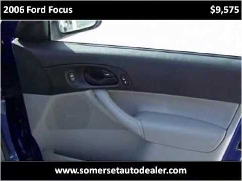 2006 Ford Focus available from Somerset Sales and Leasing