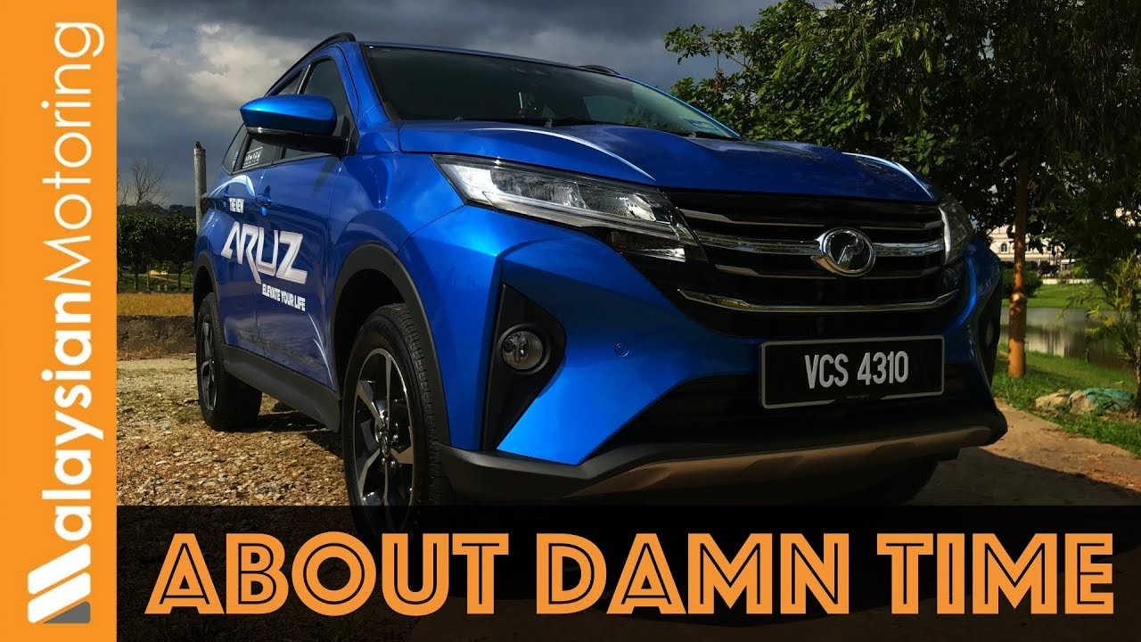 Perodua Aruz (2019): Surprise Surprise - #Review - YouTube