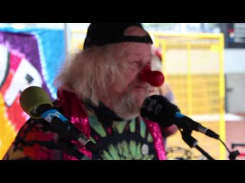 Peace Day SF 2013 with Wavy Gravy